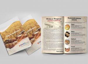 progres pekarski centar catalog design