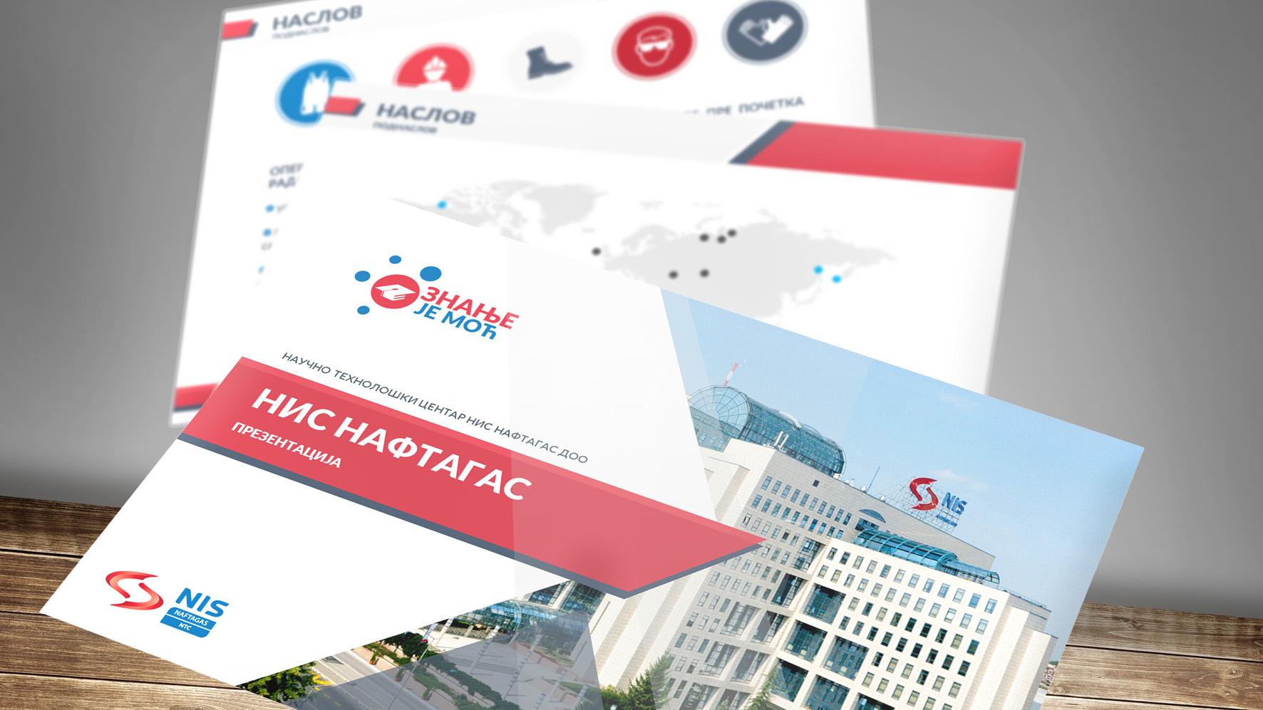 NTC NIS Naftagas prezentacije